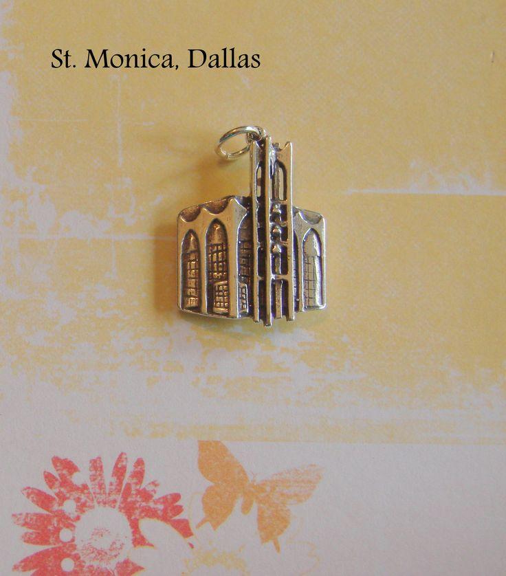 Church Charm- St. Monica- Dallas, TX