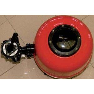 Filtro de Piscina con válvula selectora, diámetro 500 mm. - Mister Agua