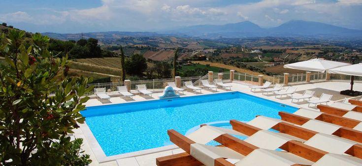 Per le vacanze al Mare scegliete #Incantea Resort in #Abruzzo. Mare, Cultura, Escursioni ed Enogastronomia.