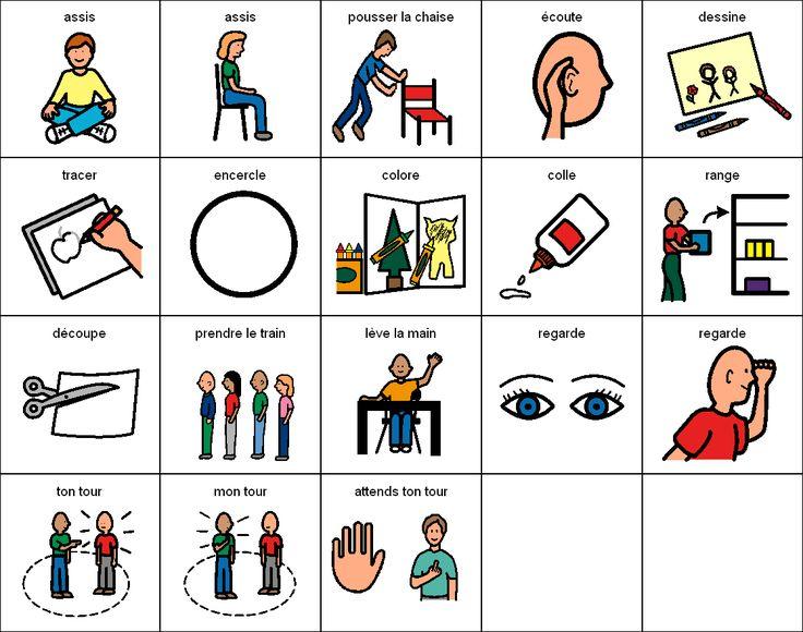 Gut gemocht Les 25 meilleures idées de la catégorie Pictogramme gratuit sur  LD63