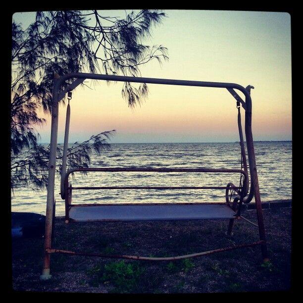 Blandfords Beachfront @ old swing