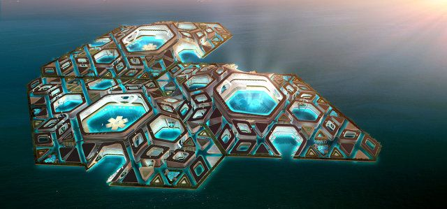 The Next Giant Chinese City Will Float In The Ocean | Co.Exist | World changing ideas and innovation