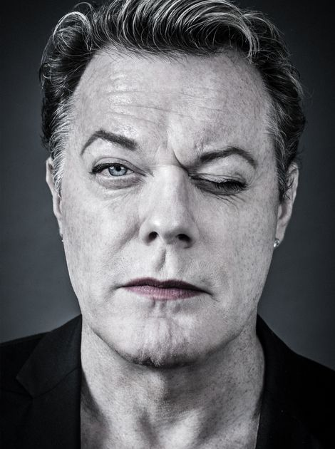 Eddie Izzard | Actors | Andy Gotts MBE