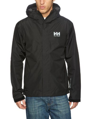 Helly Hansen Mens Seven J Jacket - Black, XXX Large Clean classic rain jacket for a variety of outdoor activities. Fully waterproof with a storm flap and convenient quick-dry lining. Adjustable fit and zippered pockets are (Barcode EAN = 7040053219656) http://www.comparestoreprices.co.uk/december-2016-5/helly-hansen-mens-seven-j-jacket--black-xxx-large.asp