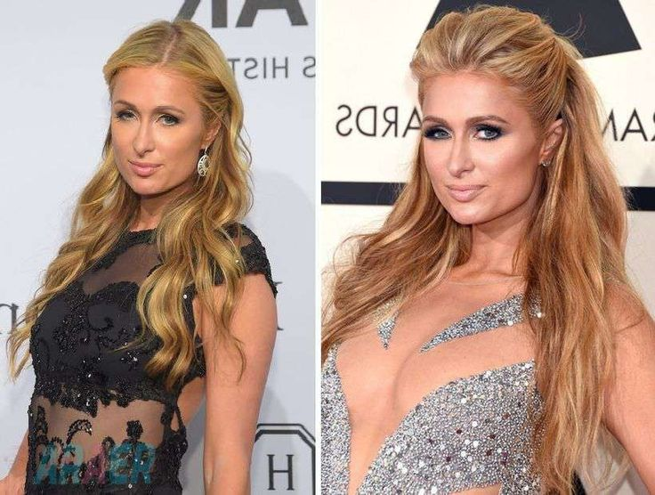 Astounding Paris Hilton New Trend Hairstyles Araer Org Paris Hilton Short Hairstyles Gunalazisus