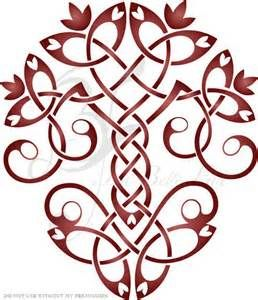 ✿ Tattoos ✿ Celtic ✿ Norse ✿ Celtic Tree Of Life Tattoo