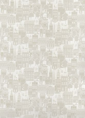 London Lights wallpaper from Sophie Conran