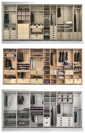 Closet Space Organizers