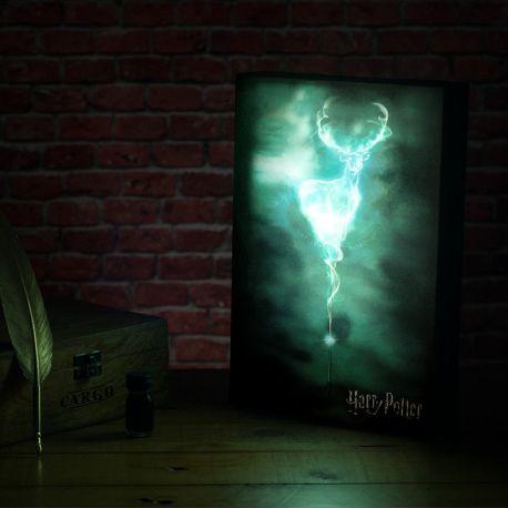 Lampe Harry Potter Luminart Patronus
