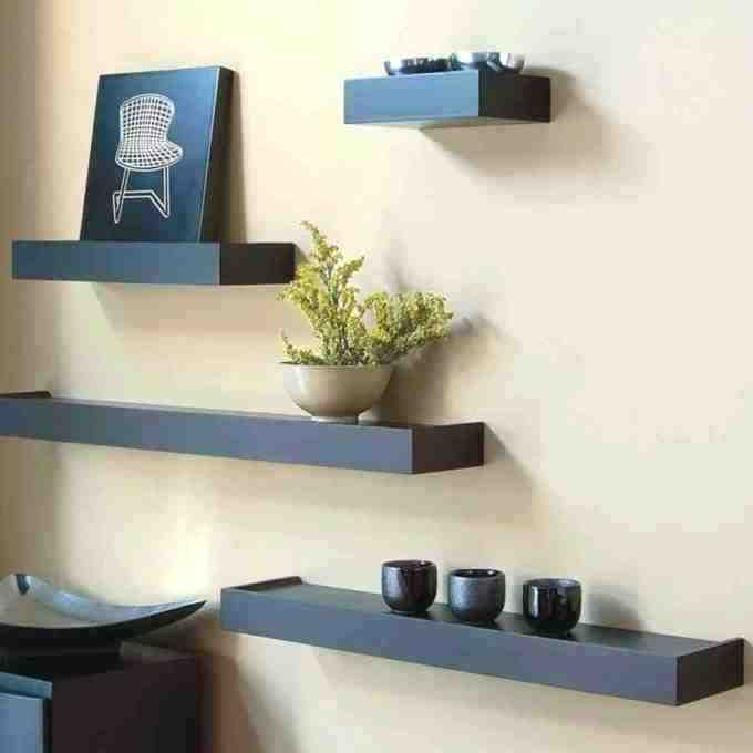 49 Floating Shelve Decor Living Room Wall Shelves Living Room Living Room Shelves Diy Living Room Decor