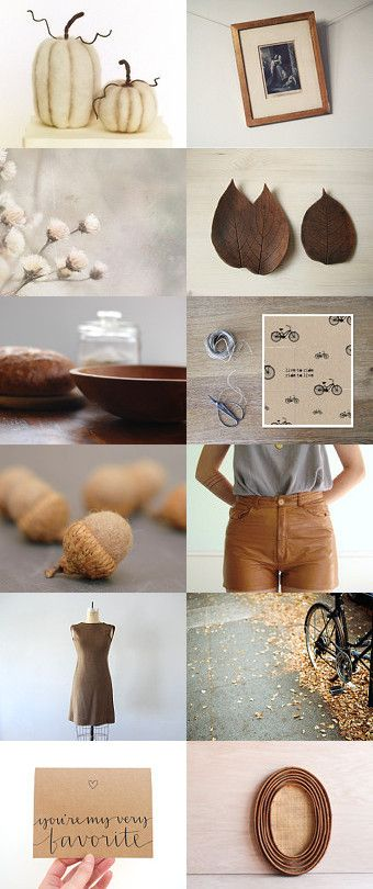 this life by Christa #autumn #moodboard