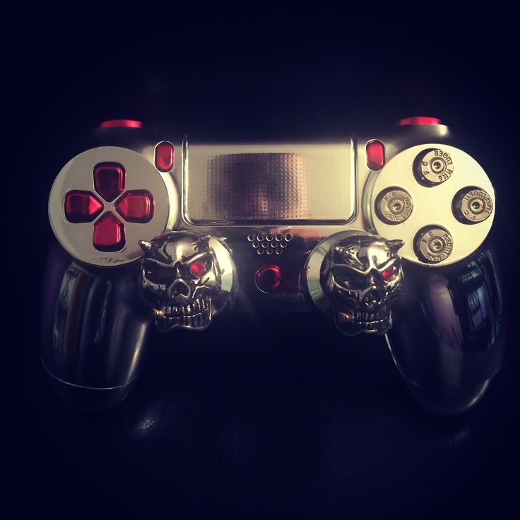Game Controllers For Ps4 : Best images about custom controllers by me on pinterest