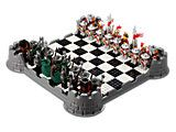 LEGO® Kingdoms Chess Set - this is the coolest chess set for kids I've seen.  You put it all together before you play - even the board.