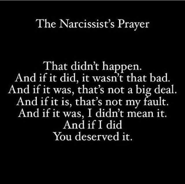 Pin by The Pie Lady on quotes | Narcissist quotes