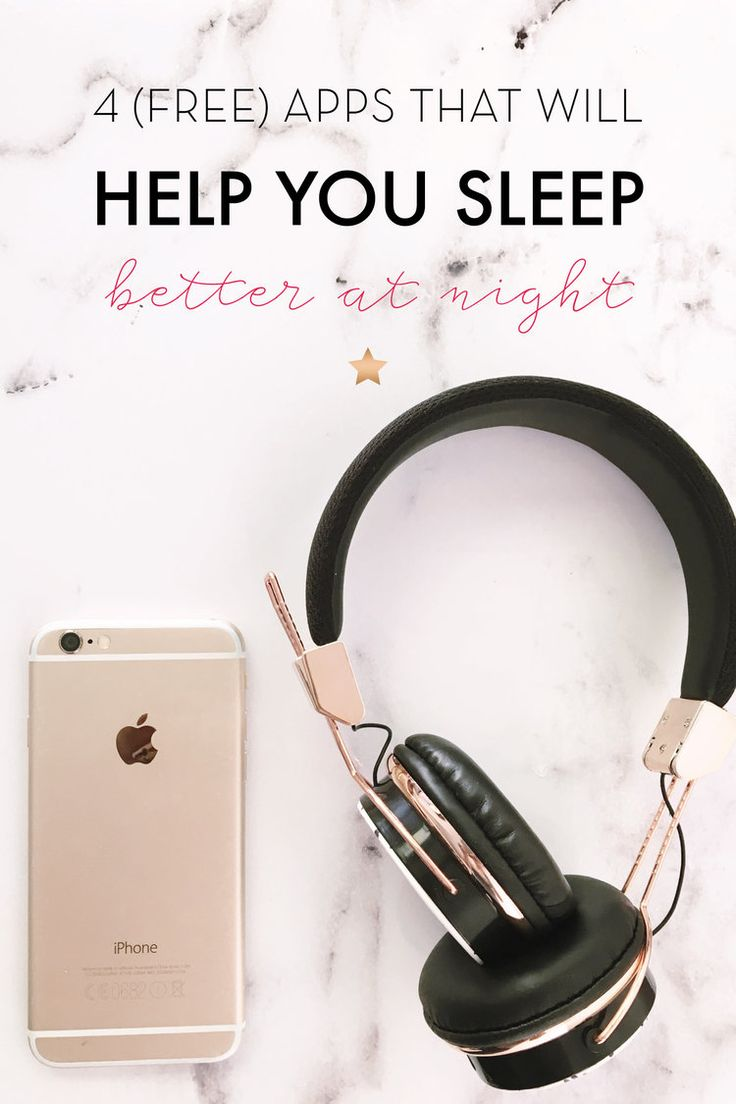4 (Free) Apps That Will Help you Sleep Better At Night