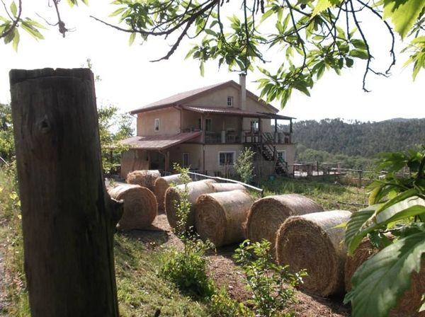 Agriturismo il Filo di Paglia #GreenWhereabouts #agriturismo #liguria #italia #natura #biologico #bio #vegetariano #bici #solarium