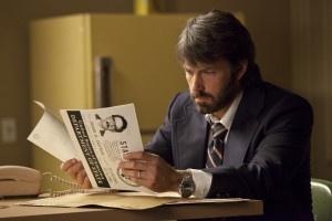 "Reviews of ""Argo,"" ""Sinister,"" ""Fun Size"" and ""Top Gun 3D"""