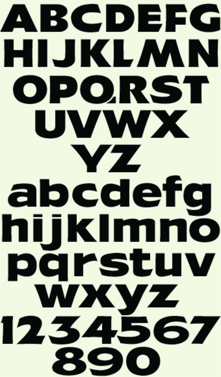 bold fonts styles alphabet wwwpixsharkcom images