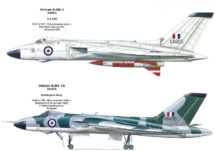 The last flying Vulcan will be grounded on Sunday. Here's my tribute. - Imgur
