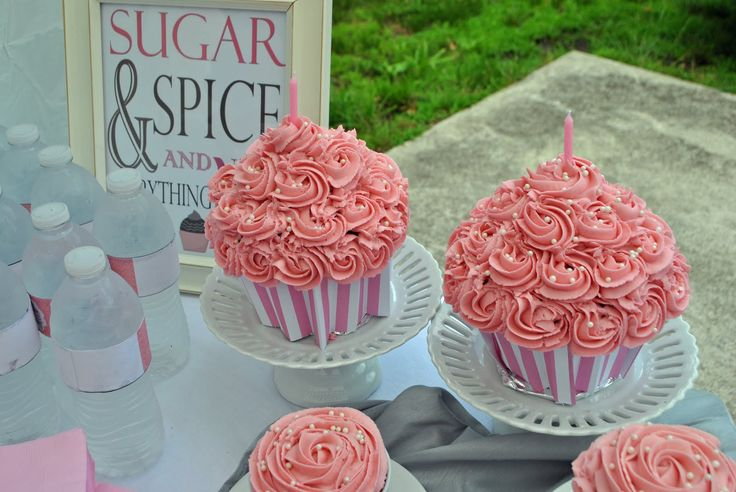 Giant Baby Shower Cakes