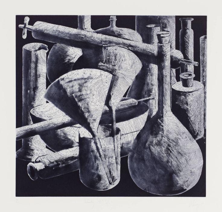 Tony Cragg- Laboratory Still Life No. 4, 1988.