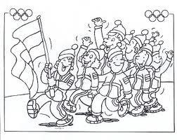 olympische spelen knutselen - Google zoeken