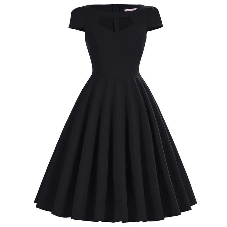 Vintage Party Swing Dresses