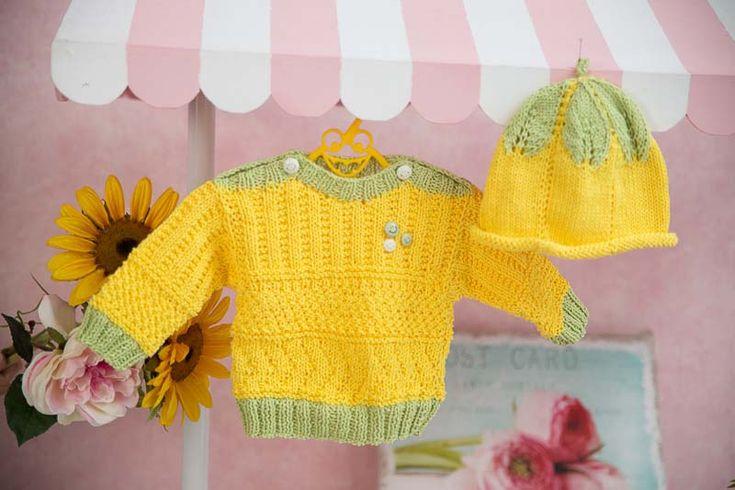 Идеи для вязания малышам - коллекция идей на Verena.ru