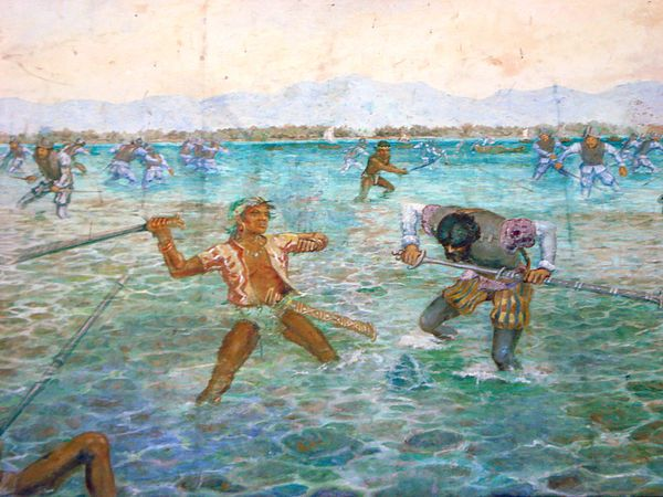 Battle of Mactan - Wikipedia, the free encyclopedia