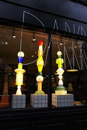 Totem Lights by Jamie Julien-Brown | FUTU.PL