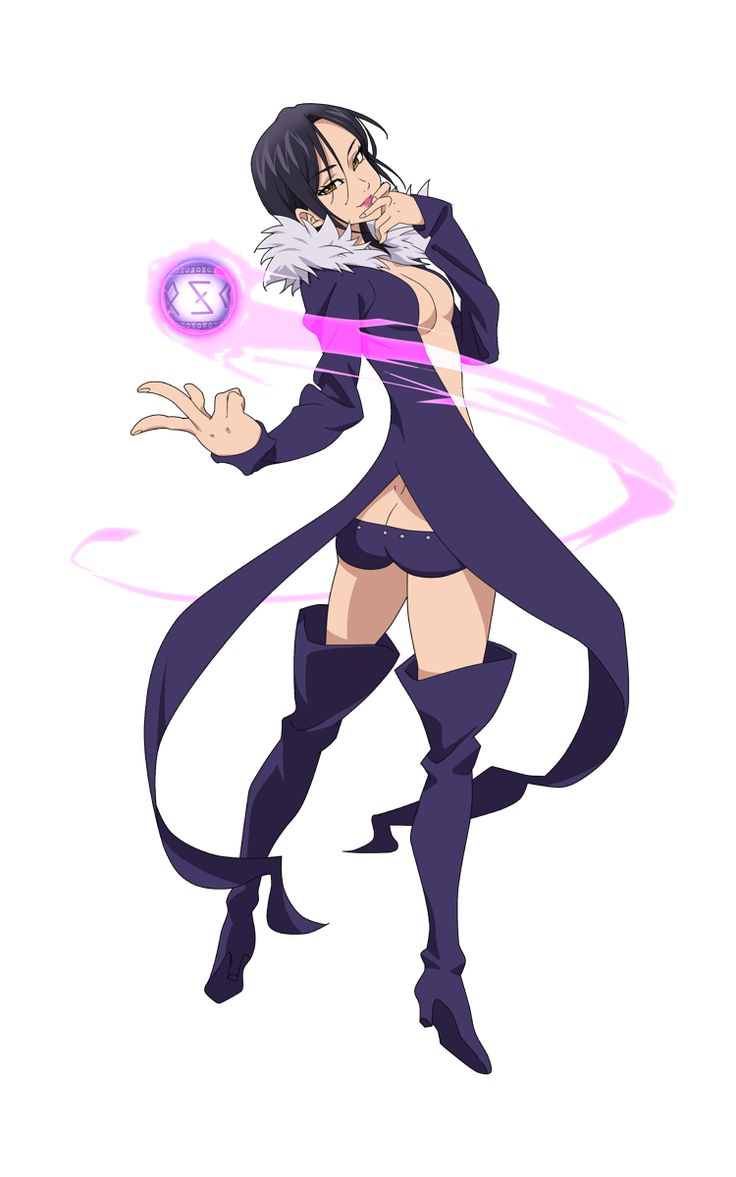 Merlin Nanatsu No Taizai Anime 七つの大罪 on pinterest seven ...