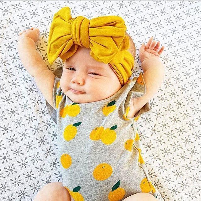 Lemon bodysuit