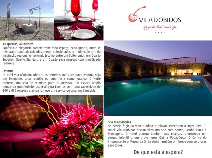 Newsletter #1 Vila D'Obidos page 2