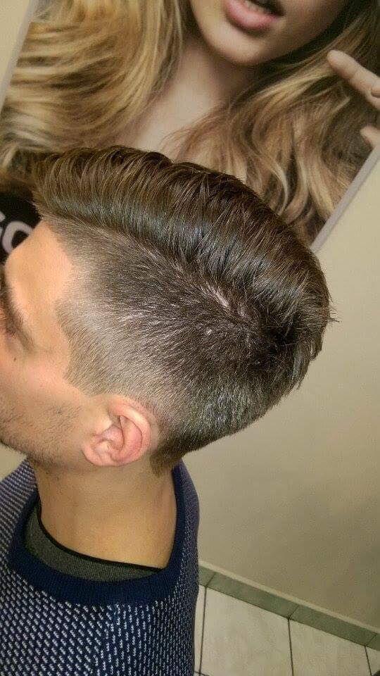Wykonanie: Milena. www.fryzjer.lublin.pl #hair #hairstyle #haircut #men #short #fryzjer #Lublin #włosy #fryzury #męskie