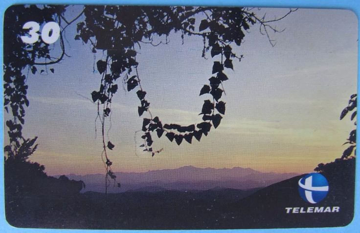 Cartão Telefônico Parque Estadual Do Caparaó - A8 P1 - R$ 4,90 em Mercado Livre