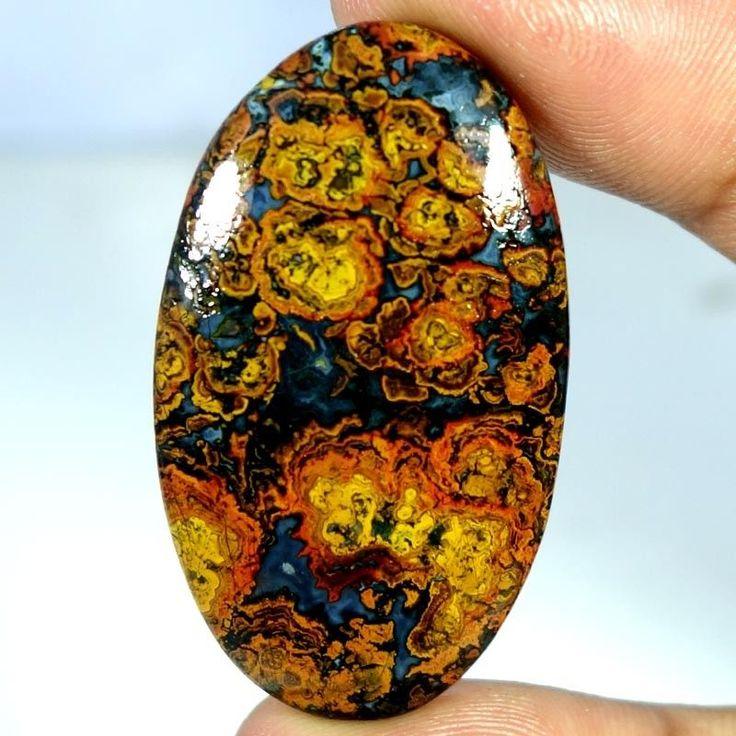 54.85Ct 100% Natural Designer Hungarian Agate Oval Cabochon Top Loose Gemstones | eBay