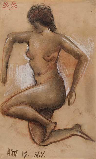 Obras de Annita Catarina Malfatti - Anita Malfatti - Anita Malfati - Catálogo das Artes
