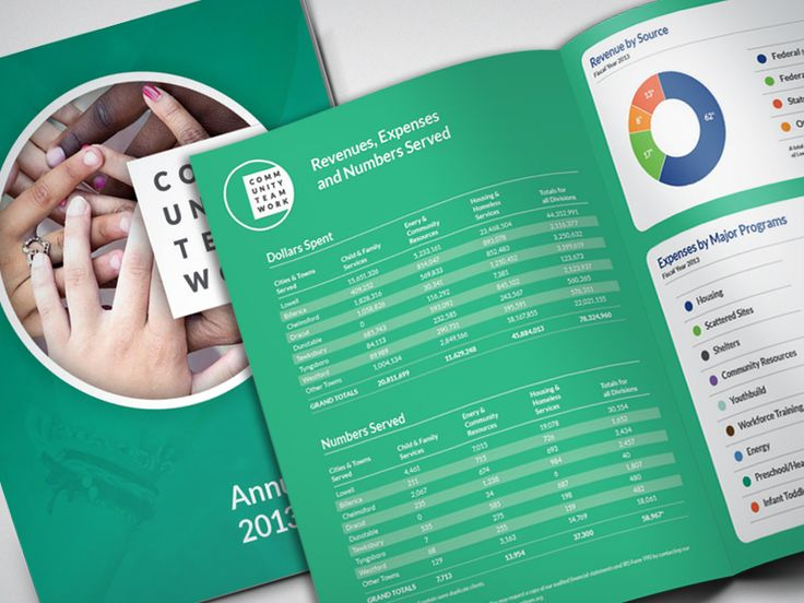 Best  Nonprofit Annual Report Ideas On   Report