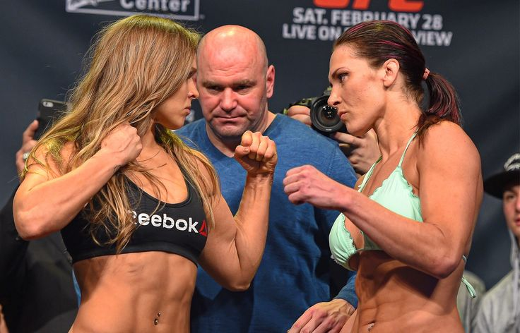 Weighing In – We Recap All of Ronda Rousey's Fight Weigh-ins
