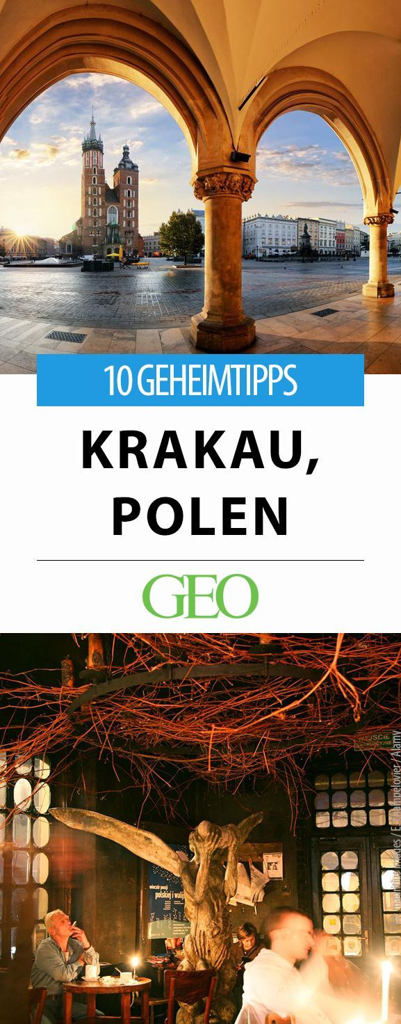 Krakau: Zehn Tipps für Ihre Städtereise