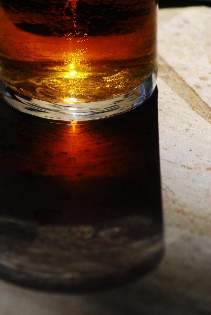 Atardecer líquido