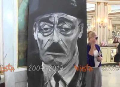 50 anni senza Totò: lo storico caffè Gambrinus gli dedica una sala, immagini