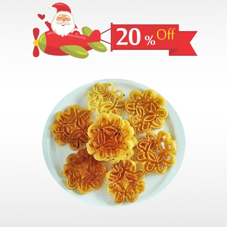 Order delicious Mangalore style, home made #RoseCookies this #Christmas and get 20% off only at #BringHomeFestival