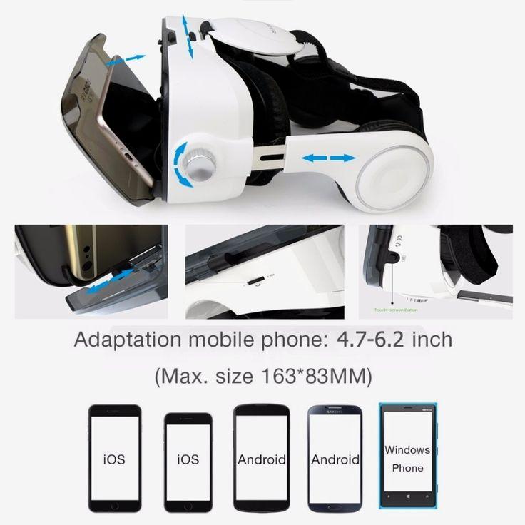 "2016 Hot Google Cardboard BOBOVR Z4 VR 360 Degree 3D Viewing Immersive Experience 4.7""-6.2"" Smartphone Virtual Reality Glasses   http://www.dealofthedaytips.com/products/2016-hot-google-cardboard-bobovr-z4-vr-360-degree-3d-viewing-immersive-experience-4-7-6-2-smartphone-virtual-reality-glasses/"
