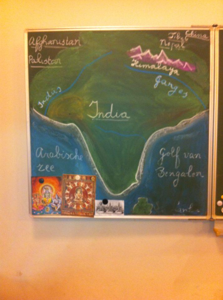 Periode oude culturen klas 5: India