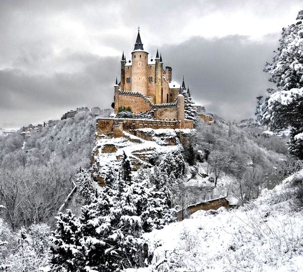 40 Incredible Secret Places Most Travelers Don't Know About. The Alcázar of