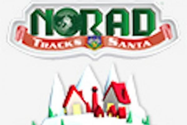 Livestream: Follow Santa's journey around the world with NORAD's Santa tracker