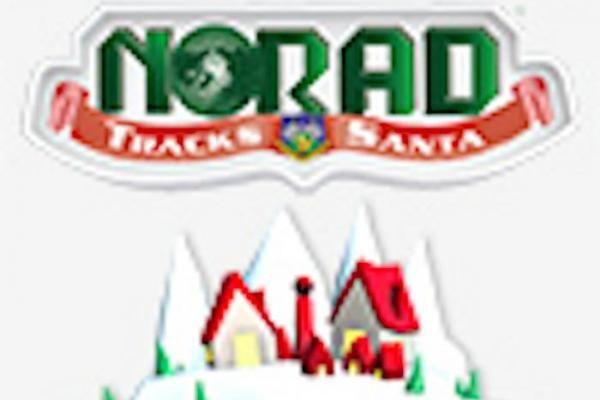 Livestream: Follow Santa's journey around the world with NORAD's Santa tracker