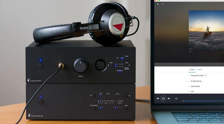 Selbst sehr anspruchsvolle HiFi-Enthusiasten und audiophile Musik-Liebhaber will Pro-Ject Audio Systems mit dem neuen Kopfhörer-Verstärker Pro-Ject Head Box DS2 B ansprechen.