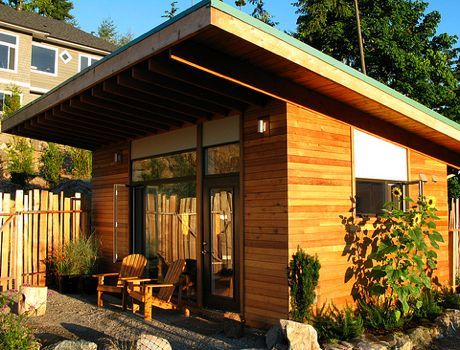 Best 51 Best Images About Tiny House With Shed Roof On 400 x 300
